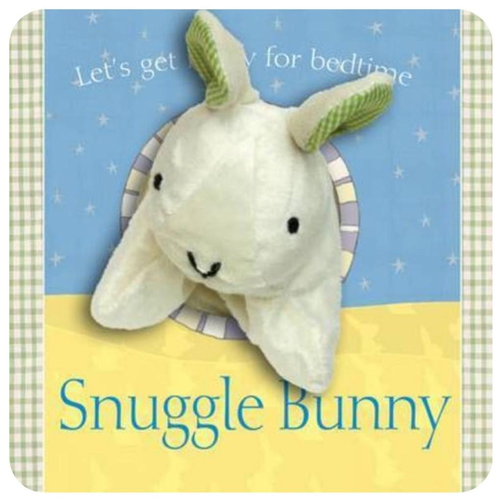 Snuggle bunny book