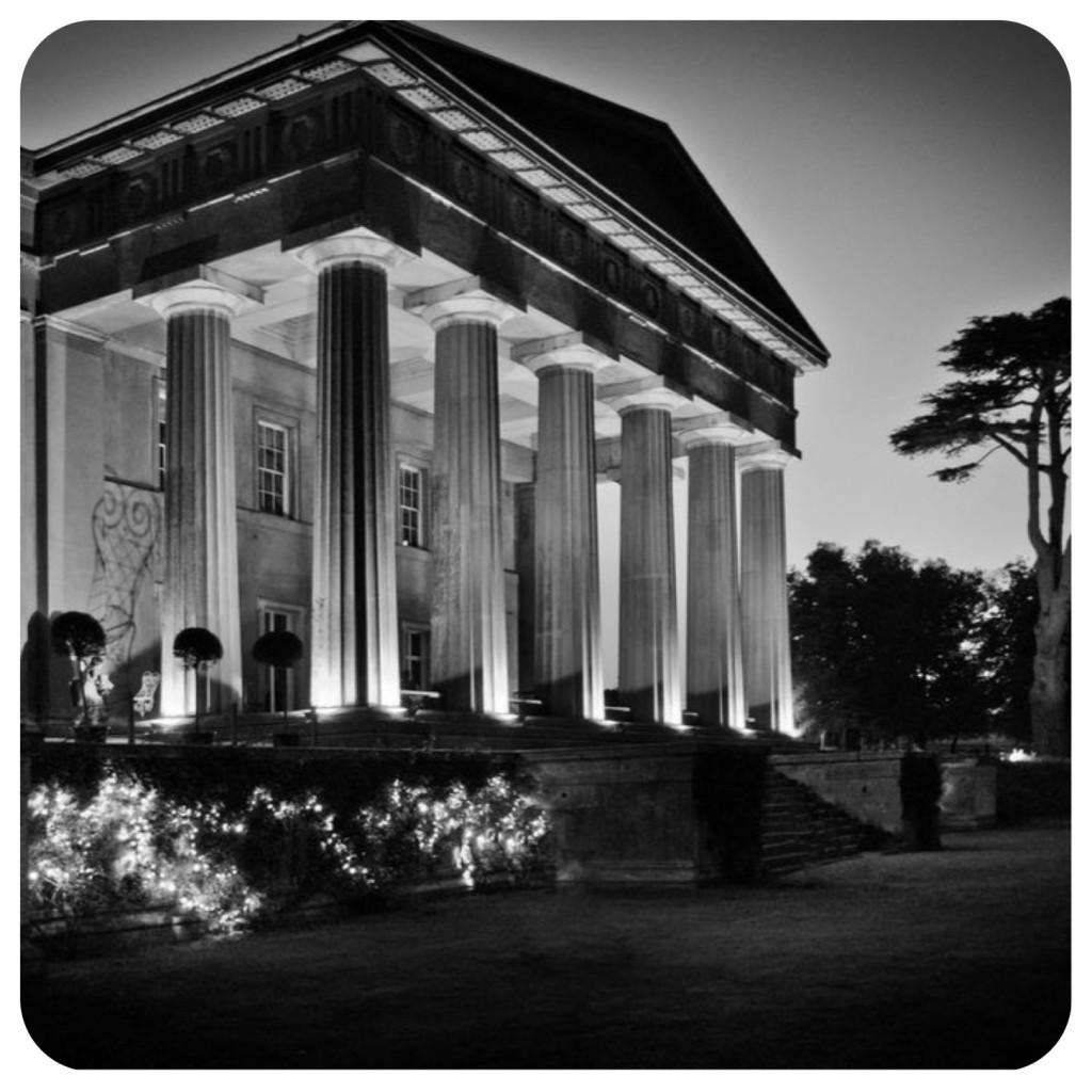 Grange Park by moonlight