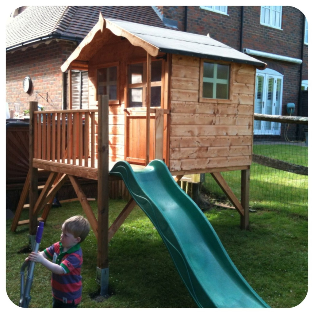 Oliver's Playhouse