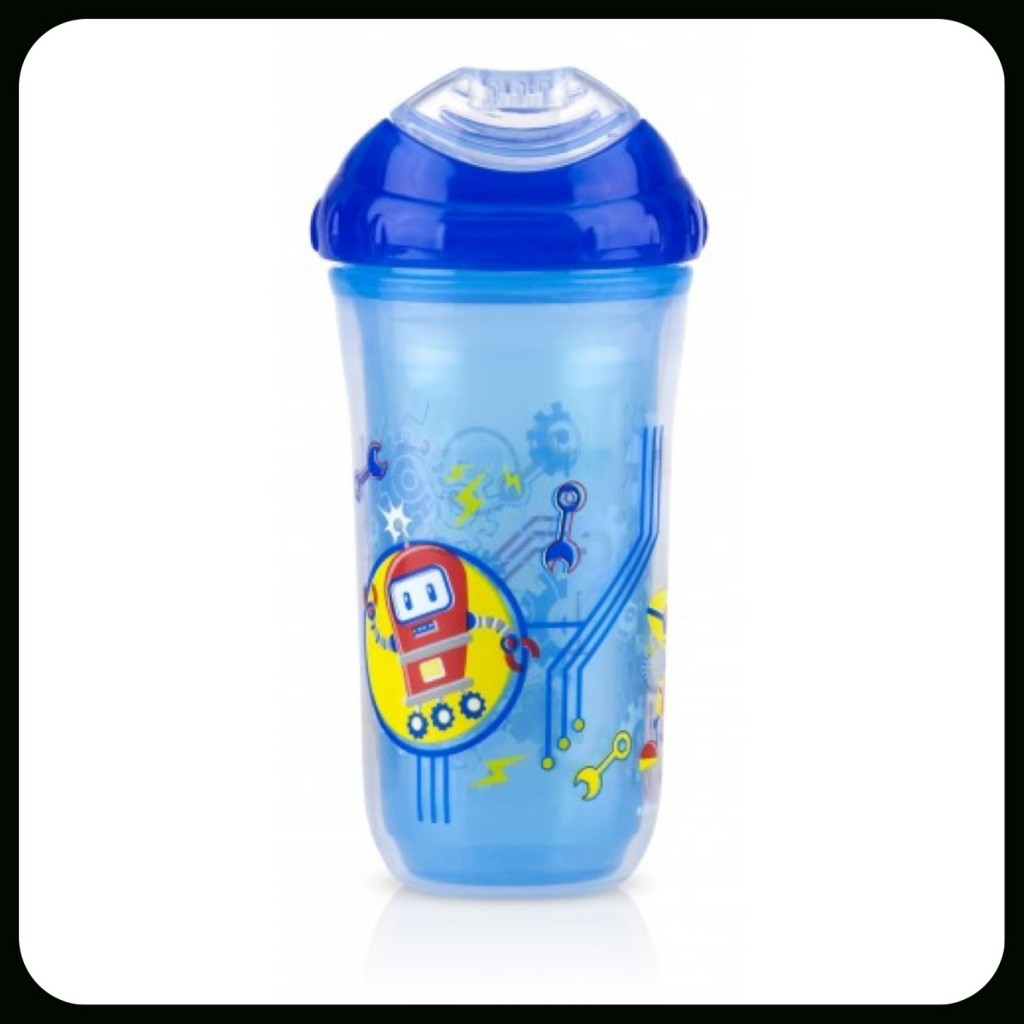 Nuby drinking cup