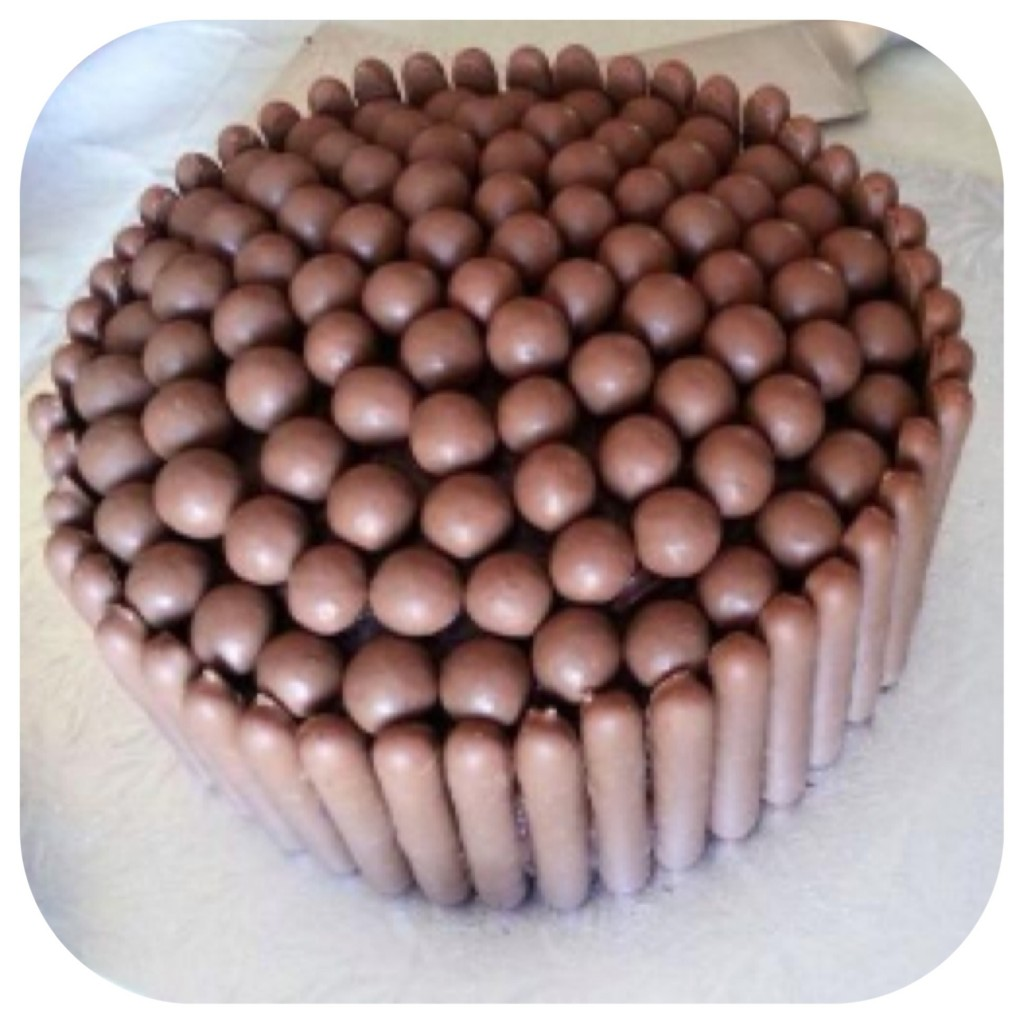 Stacey's chocolate cake