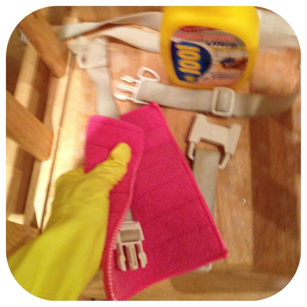 'Scrubbing'