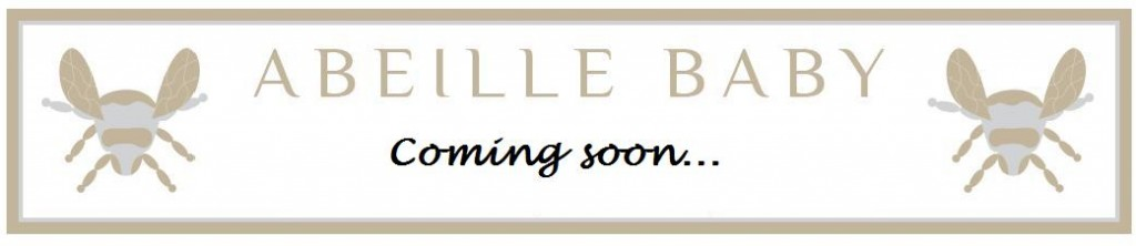 ABEILLE BANNER - coming soon