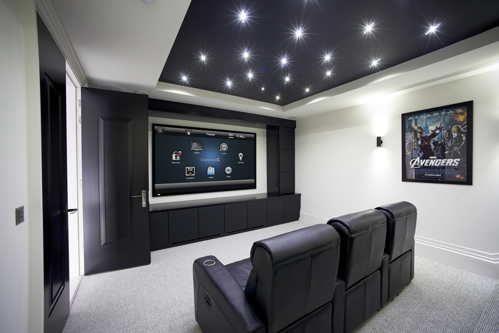 Home Cinema Learn More — Current Electrical and Audio Visual