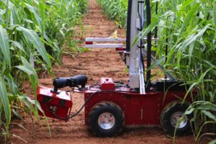 - Farmview mobile field robot