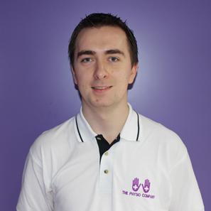 Brian Crinnon, Ergonomic Chartered Physiotherapist