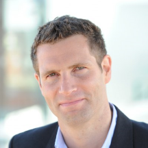 Johnathan McCrea Broadcaster and Journalistfor RTE & Newstalk