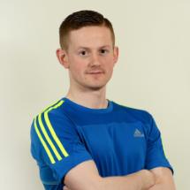 Gavin Coleman, Fitness Instructor