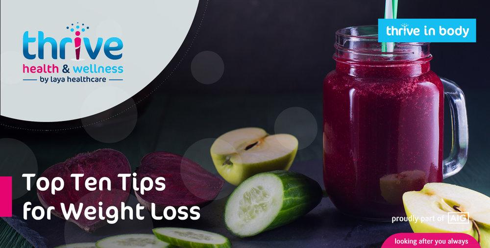 MAILCHIMP TEMPLATE. Top Ten Tips for Weight Loss.jpg