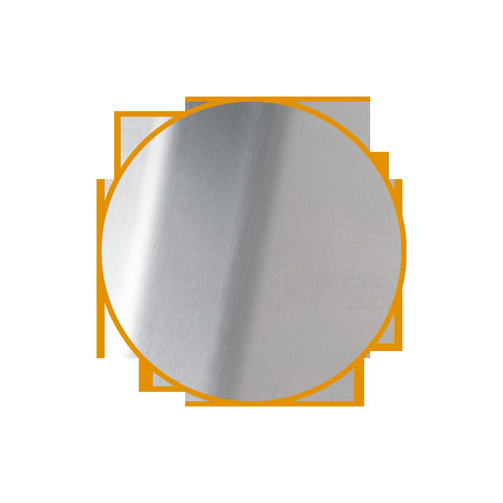 2 mm Aluminium