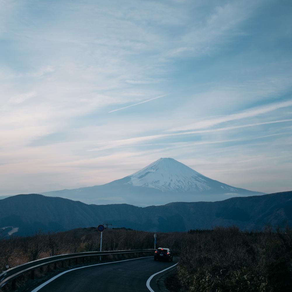 Mt Fuji, Japan, 2014