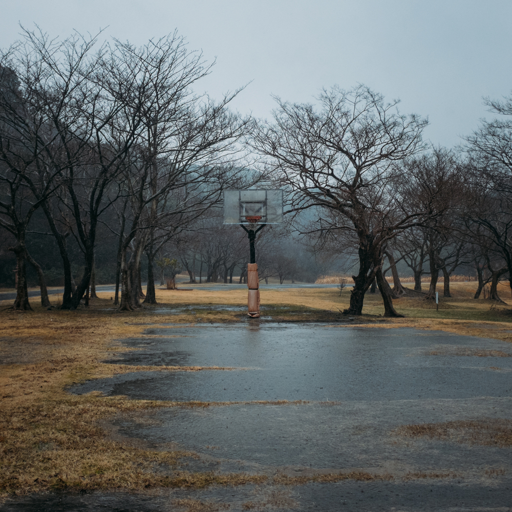 Basketball Hoop, Japan, 2016