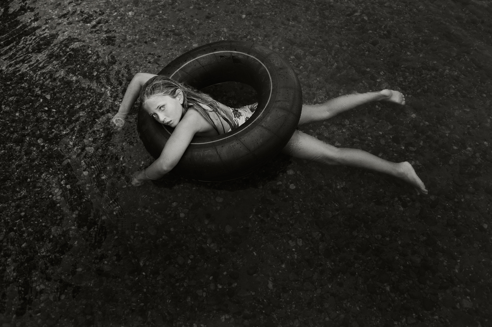 Inner Tube, Clitherall, 2012