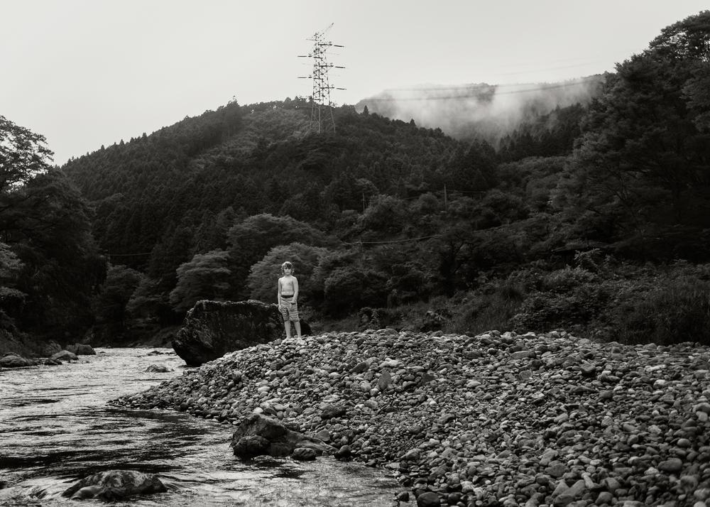 River Walk, Japan, 2015