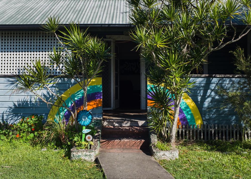 Rainbow Door, Australia, 2015