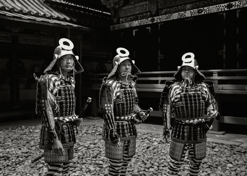 Samurai, Shingen-ko Matsuri, 2014