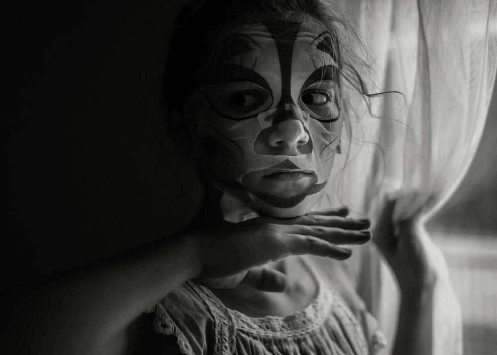 Face Mask, Zushi, 2016