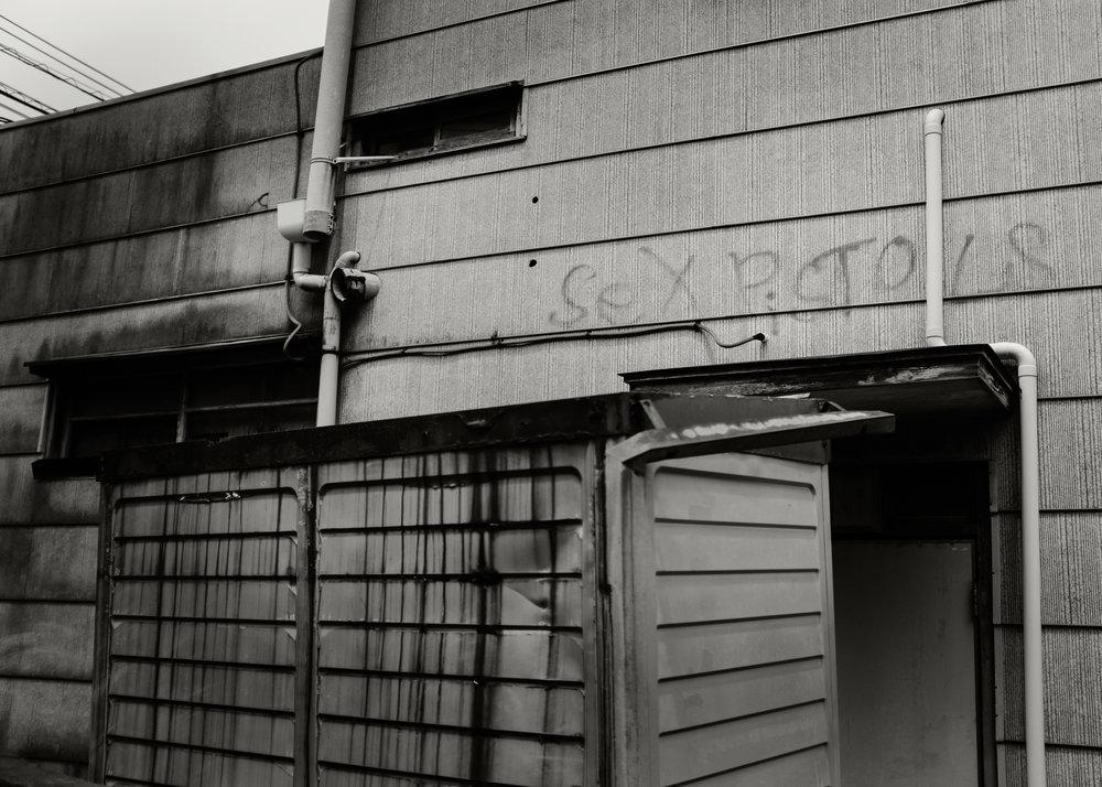 Sex Pistols, Yokohama, 2015