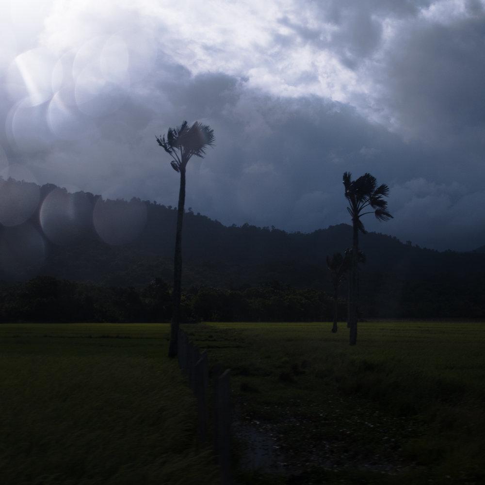 Storm, Indonesia, 2015