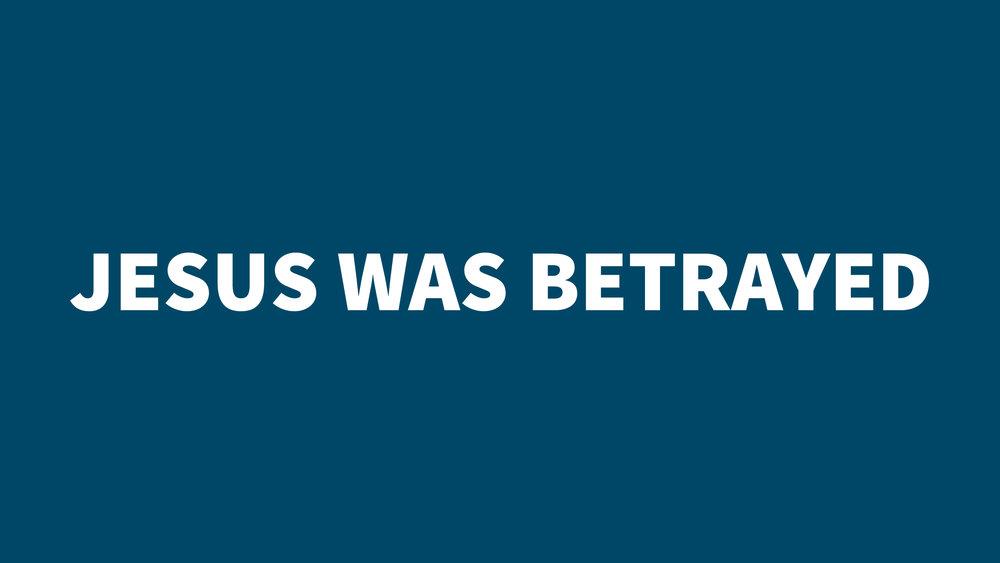 Mark 14 - Jesus iwas betrayed (blue).jpg