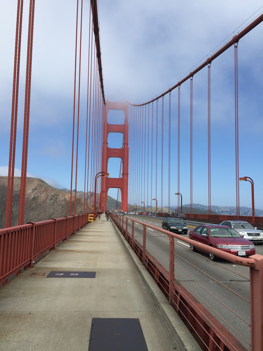GGB - standing tall and strong