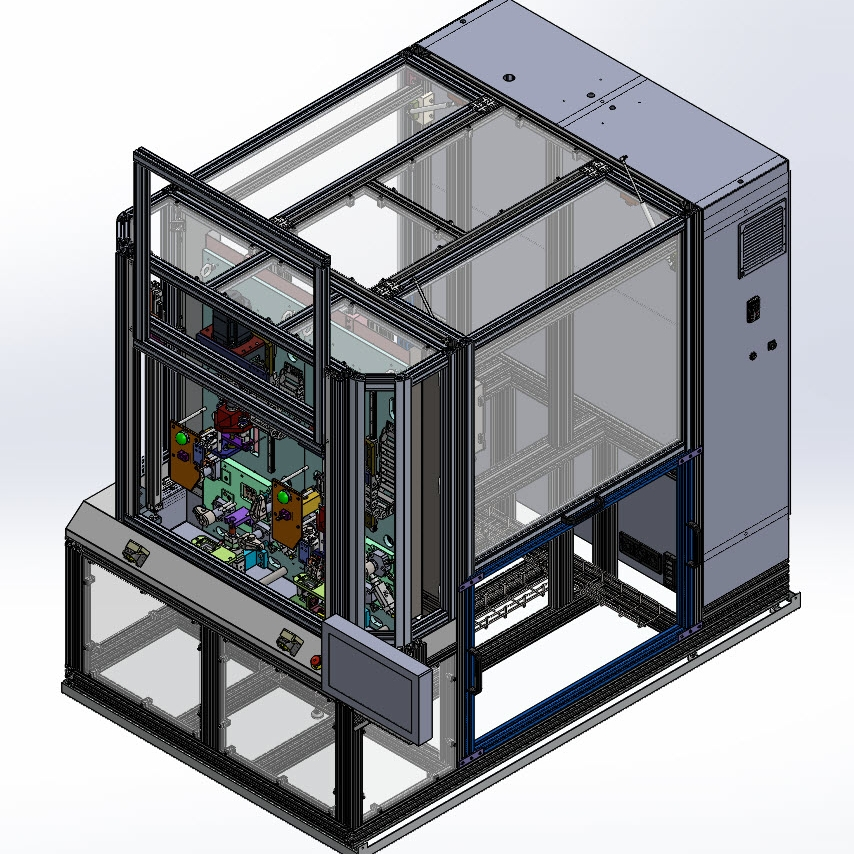 Structure - ATA's unique
