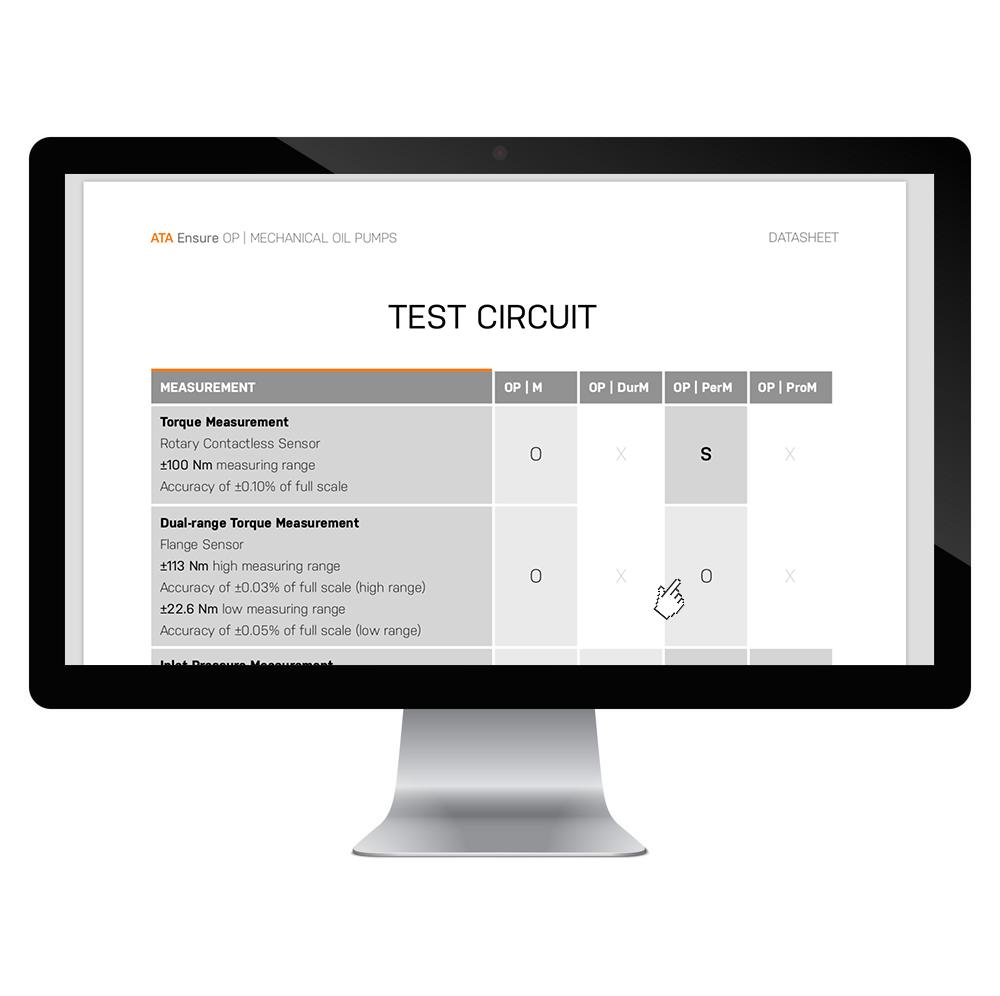 订购定义的测试系统产品是您的最佳选择。