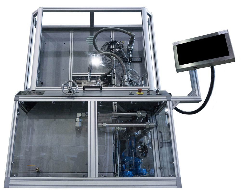 Mechanical Water Pump Test System.   Learn More   …
