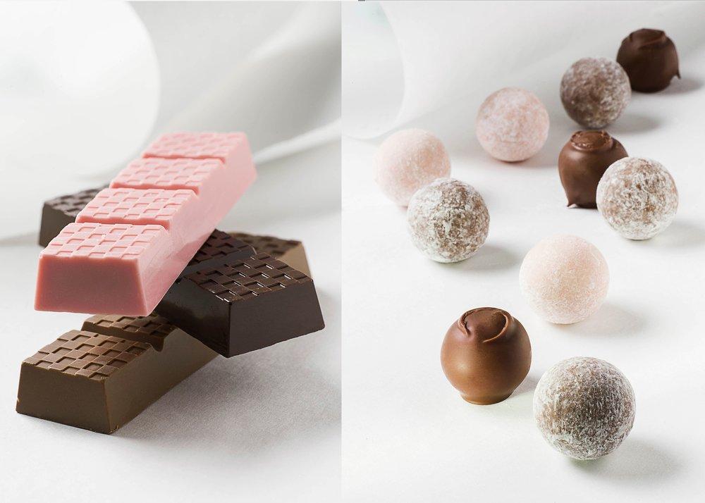 Charbonnel et Walker.British Chocolates