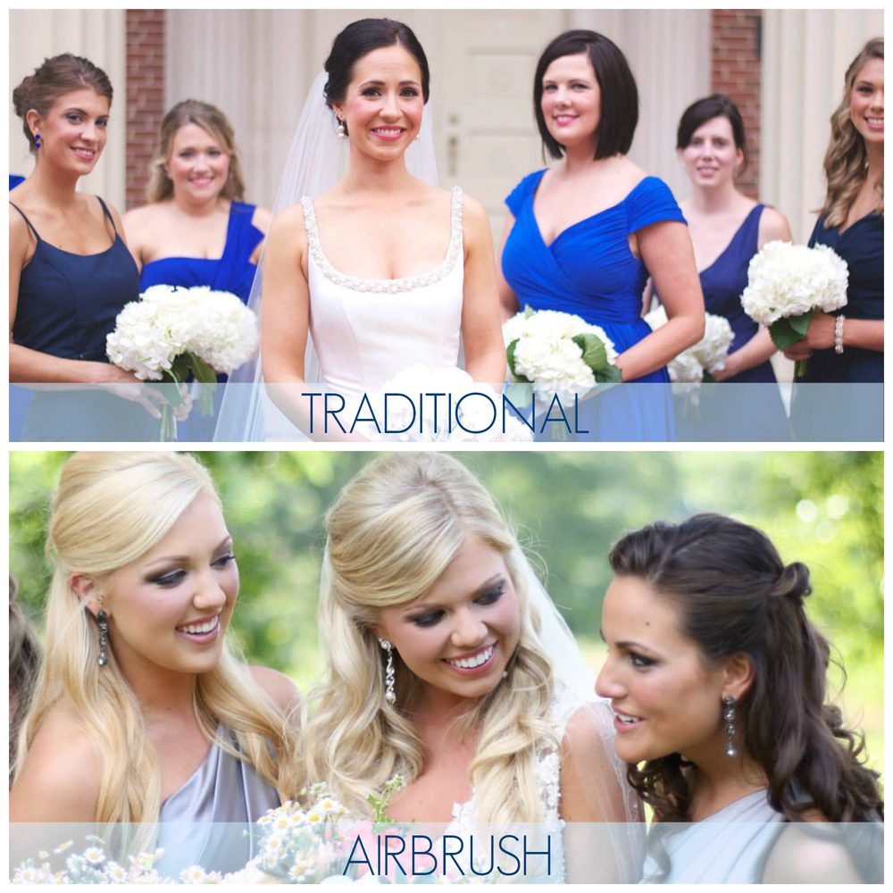 Airbrush Vs Traditional Wedding Makeup : Airbrush Makeup vs Traditional Makeup Beauty Asylum Hair ...