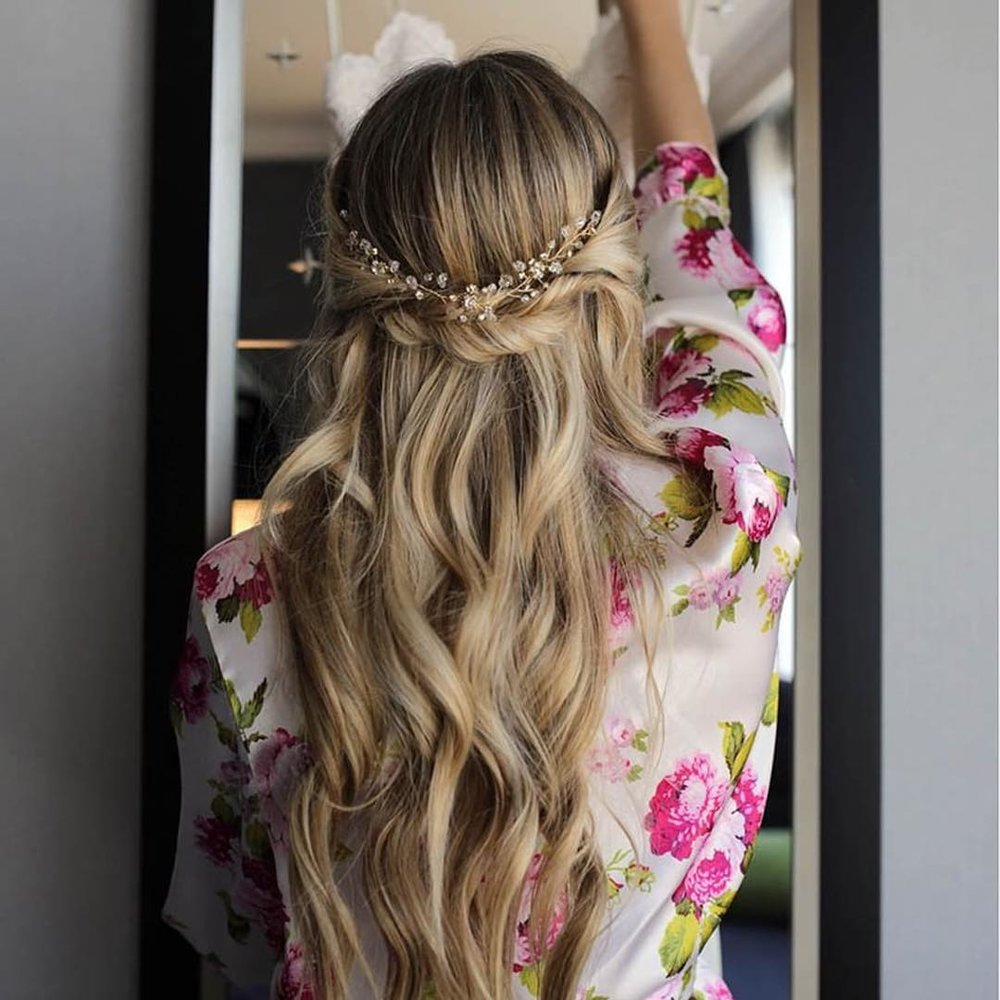 wedding-hair-half-up