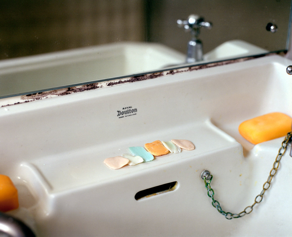 David's bathroom, 2010