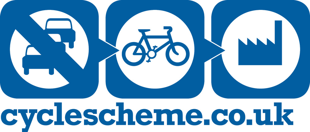 We offer a cycle to work scheme