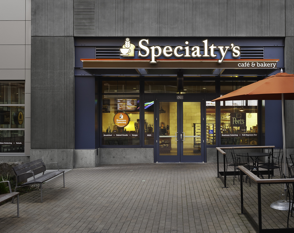 Specialty's Cafe in South Lake Union - Exterior.jpg