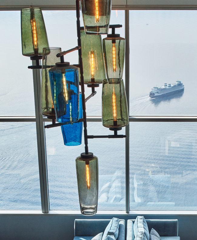 chandelier - boston consulting group