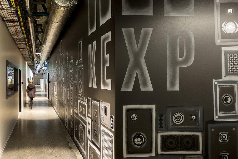 wall art - 90.3 kexp fm
