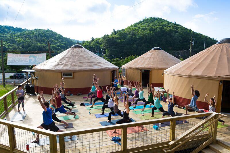 Yoga at HGA