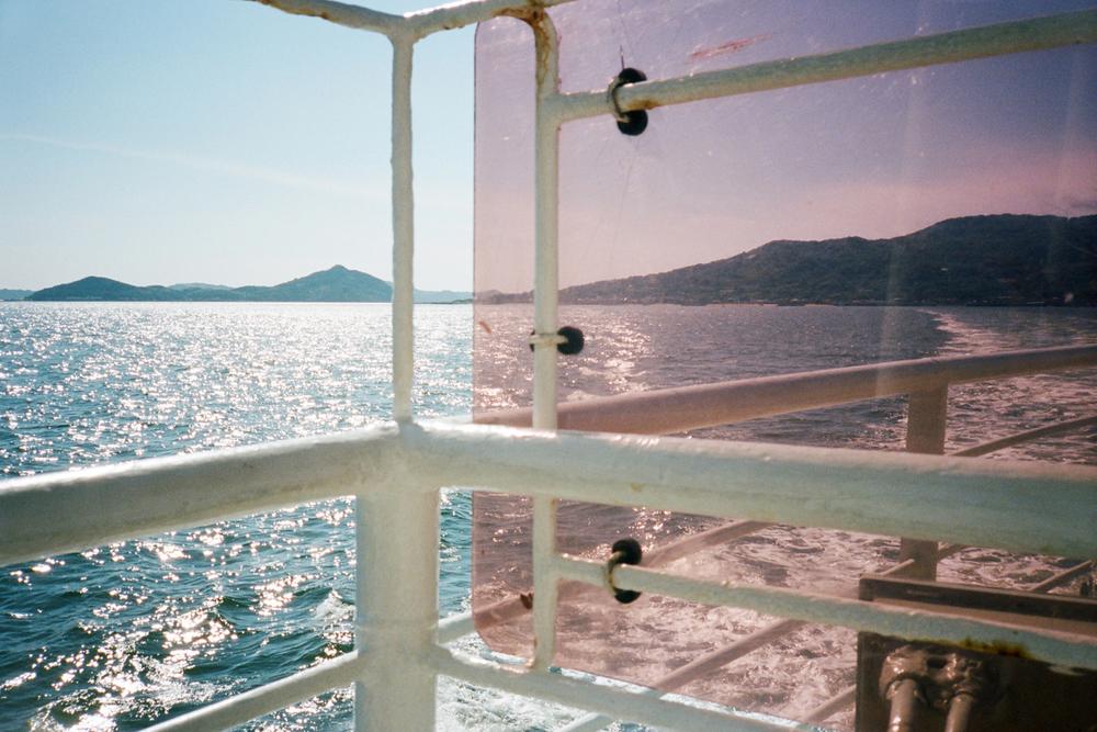 4 June 2015 Nokonoshima Ferry Late Afternoon
