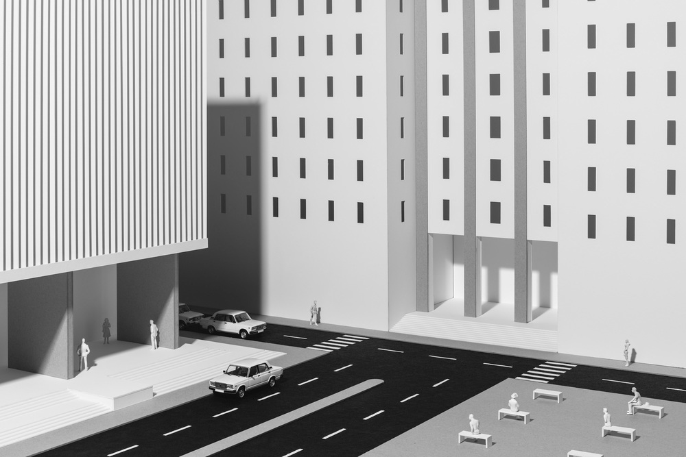 Street View (Reconstructed Memory) 2013