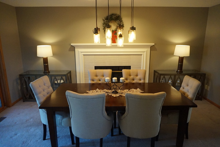 dining room makeover — second st. style