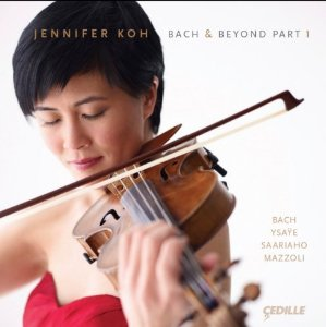 Jennifer Koh - Bach and Beyond Part I