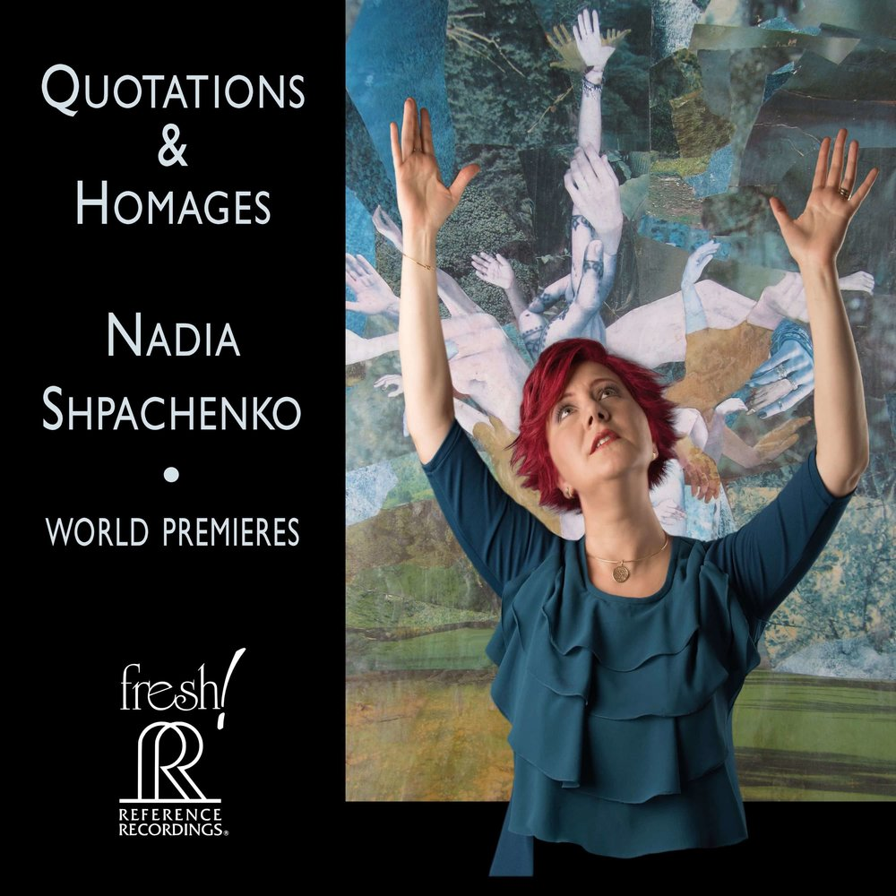 Nadia Shpachenko -  Quotations & Homages