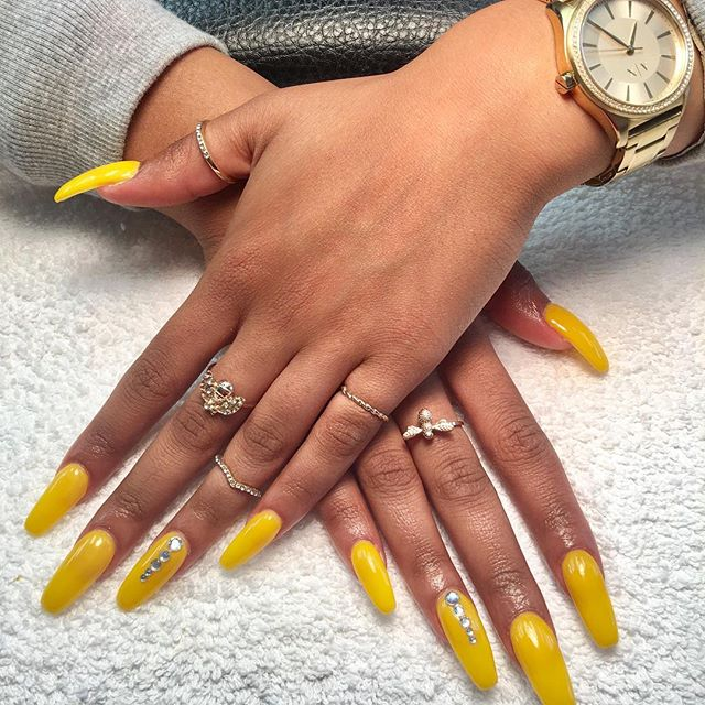 Summer nails ❤️👌