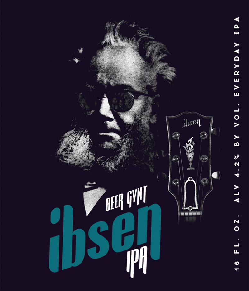 Beer Gynt Ibsen IPA