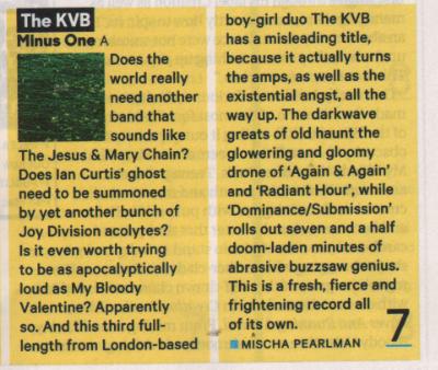 NME November 2013