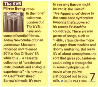 NME May 2015