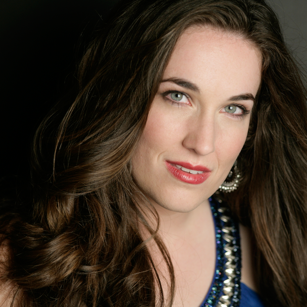 Sarah Mesko  Mezzo Soprano   Bach & Sons: At the Café