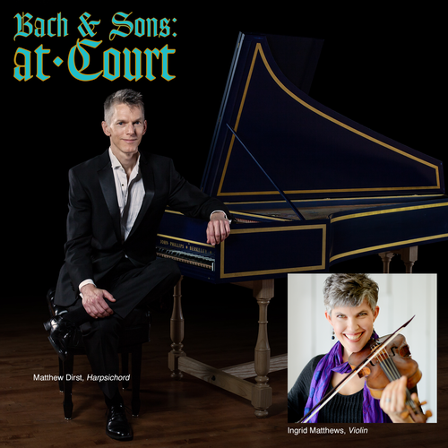 Bach & Sons: At Court