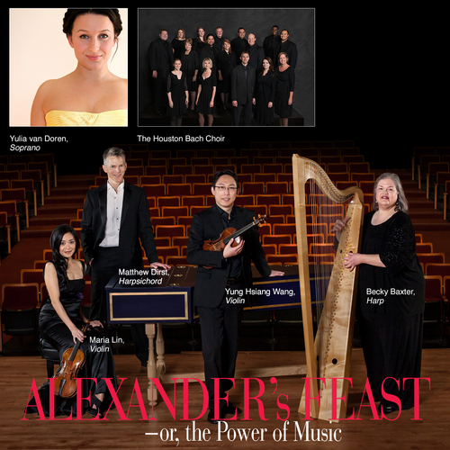 Alexander's Feast–Or, The Power of Music