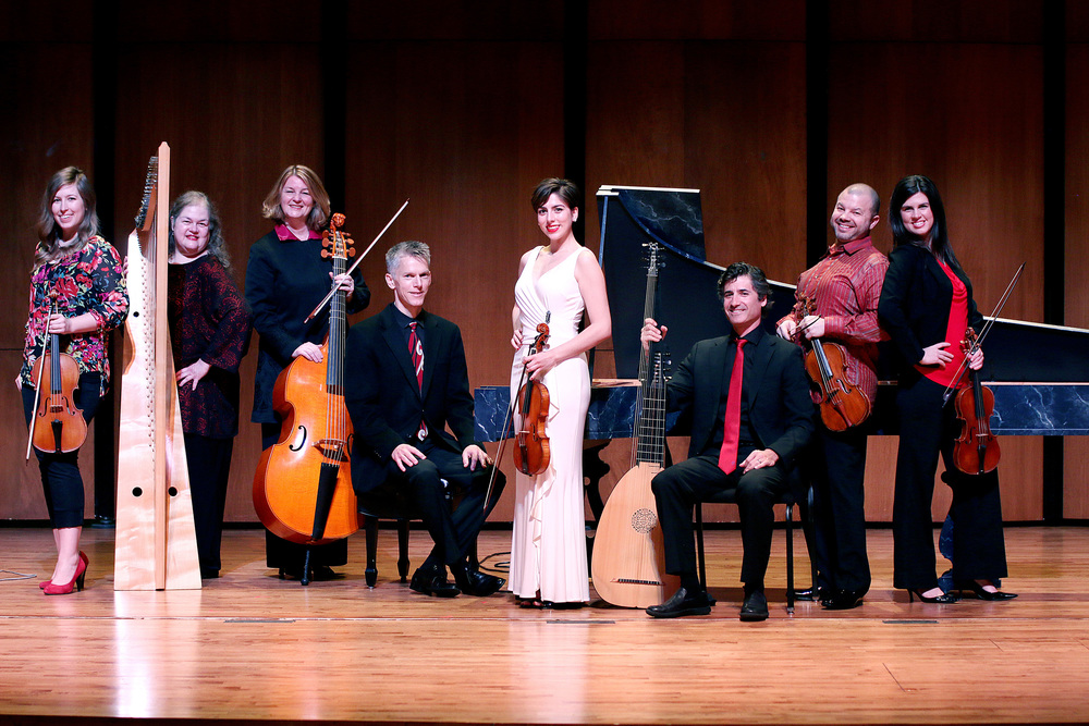 Ars Lyrica houston ensemble members